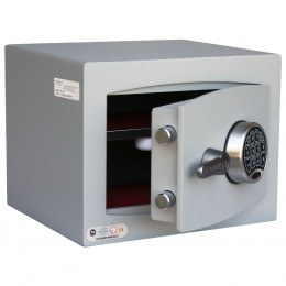 Securikey Mini Vault Silver 1E Electronic £4000 Rated Safe
