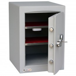 Securikey SFMV2FRK-G Mini Vault Gold Key Lock Security Safe