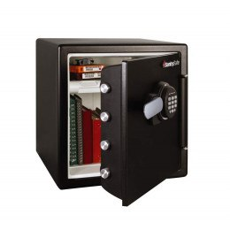 Sentry SFW123FTC 1 Hour Fire Water Digital Safe 34Ltr