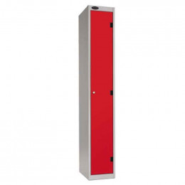 Probe Shockbox Steel Laminate Inset 1 Door Locker 305x380 Key lock