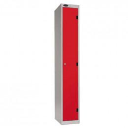 Probe Shockbox Steel Laminate Inset 1 Door Locker 305x380 Key lock