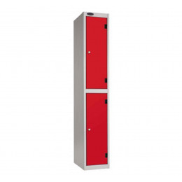 Low Two Tier Inset Laminate Locker - Probe SHOCKBOX