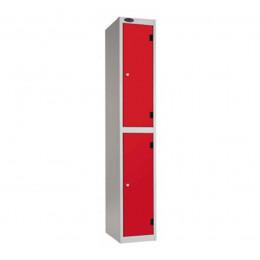 Probe Shockbox Low 2 Door locker Inset Laminate Door
