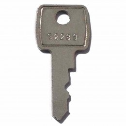 Silverline Replacement Key for Silverline Steel Furniture