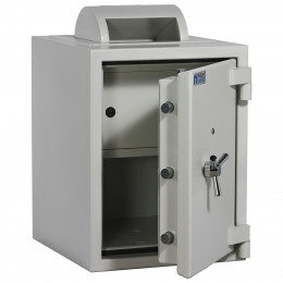 Dudley Europa £60,000 Rotary Drop Security Safe Size 4