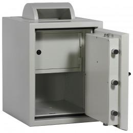 Dudley Europa £35,000 Rotary Drop Security Safe Size 2 Grade 3 Door Open