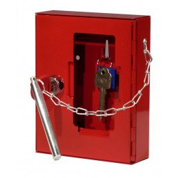 Key Box Key Lock and Hammer Chain - Securikey EK1AWH