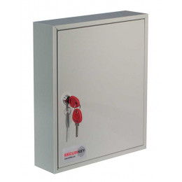 Securikey KC048 Wall Key Storage Cabinet with Key Locking for 48 Keys