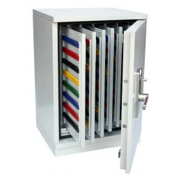 Securikey Floor Standing Key Cabinet 960 Hooks