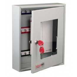 Key-View Plexi-Glass Cabinet 24 Keys - Securikey KG024
