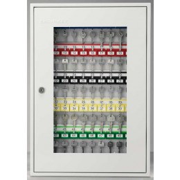 Key-View Plexi-Glass Cabinet 50 Keys - Securikey KG050