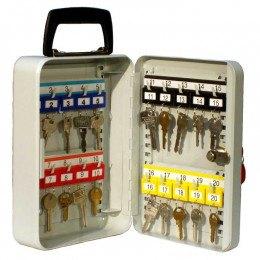 Mobile Key Storage Cabinet 35 Keys - Securikey KH020