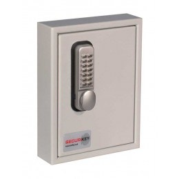 Key Vault Push Button 30 Keys - Securikey KV030SL