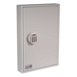Key Vault Electronic 100 Key Hooks - Securikey KV100ZE