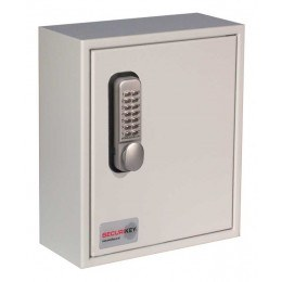 Key Vault Push Button Deep 48 Keys-Securikey KVD048PB
