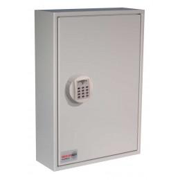Securikey Key Vault KVD100 Deep Cabinet Electronic 100 Keys - Closed