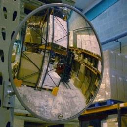 Indoor Convex Security Mirror - Securikey Econovex 60cm