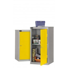 Probe PTC351818 Small Office and Tool Cabinet Plain Top - yellow