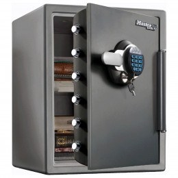 Master Lock Fire Safe LTW-205GYC - Door Ajar