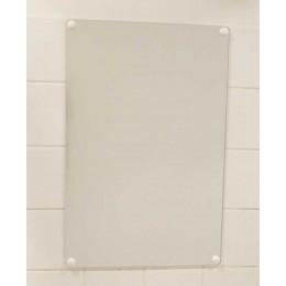 Vialux 4200PLS Plexiglass Safety Frameless Vanity Mirror 40x120cm