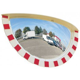Bi-Directional Traffic Mirror 90x45cm - Vialux 9195