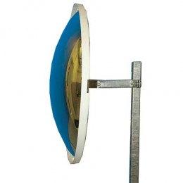 Vialux 9080 Blindspot Convex Mirror 800mm Diameter side view