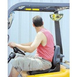 Fork Lift Truck Rear View Safety Mirror - Vumax M41