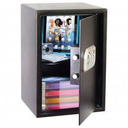 Fingerprint Locking Security Safe - Phoenix Neso SS0203F