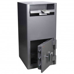 Phoenix SS0997KD Cash Deposit Safe Key Lock - Door open