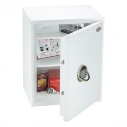 Phoenix Fortress SS1183E Security Safe Electronic Lock - door ajar