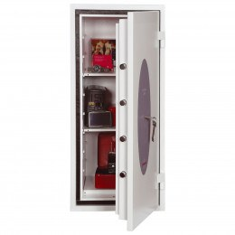Key Lock Fire Security Safe - Phoenix Citadel SS1193K