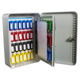 Safe Saver SS58E Key Storage Cabinet Electronic Locking 58 Keys