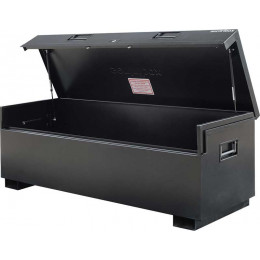 Sentribox 622 XLOCK Large Site Box - 1830mm wide lid open