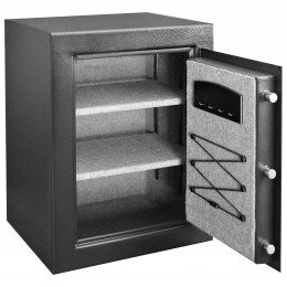 Master Lock T8-331 Digital Electronic Security Safe - door wide open