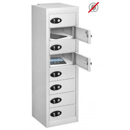 8 Door Tablet Storage Locker - Probe TABBOX 8D