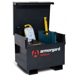 New Armorgard Tuffbank Site Tool Security Box TB21 - 765mm wide