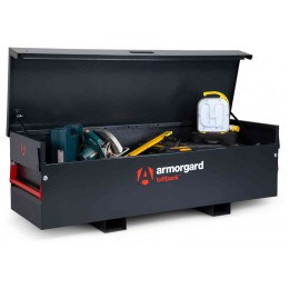 New Armorgard Tuffbank TB6 Security Tool Site Box