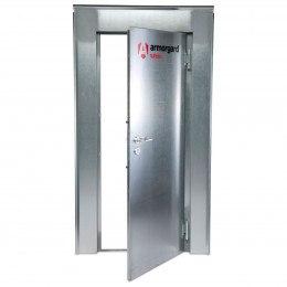 Temporary Steel Door - Armorgard TuffDor TD1 - Open