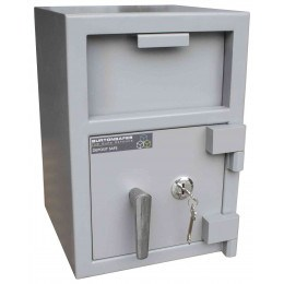 Burton Teller V-Trap 1K Key Lock Deposit Drawer Safe