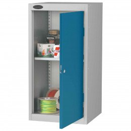 Probe PTC351818 Small Office and Tool Cabinet Plain Top - blue