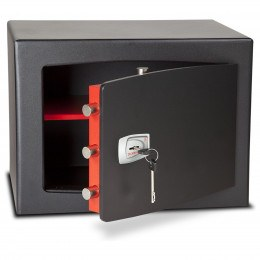 Key Locking Premium Laptop Safe- Burton Torino S2 3K