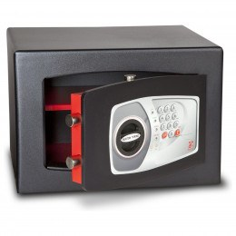 £4000 Cash Digital Security Safe - Burton Torino NMT/4P - door ajar