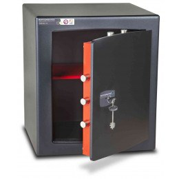 £4000 Cash Security Key Safe - Burton Torino S2 NMK/7 - door ajar