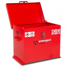 Armorgard Transbank TRB1 Portable Flammable Storage Chest - Open
