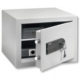 Burg Wachter Cityline C1S Key Locking Security Safe - Door Ajar