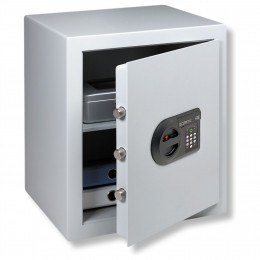 Burg Wachter Cityline C4E Electronic Locking Security Safe - Door Ajar