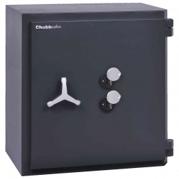 Chubbsafes Trident 110K Eurograde 5 Fire Safe with dual key locking