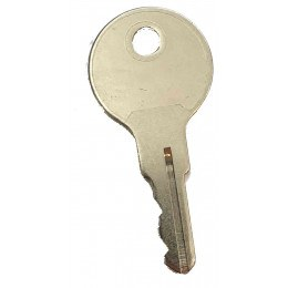 Probe Service Number Finder Key for Probe Type K and W Lock