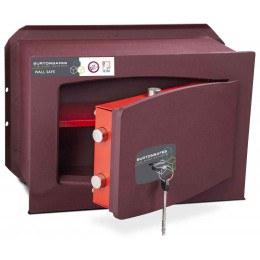 Burton Unica 1K £6,000 Key Lock Wall Security Safe