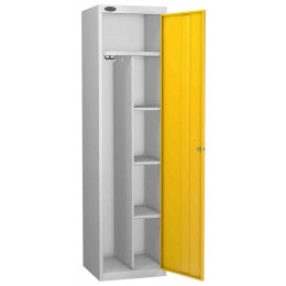 Probe Uniform & Workwear Key Locking Storage Locker